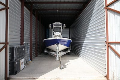 Easy & Secure Boat Storage Port O'Connor, TX